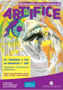 affiche : ART'IFICE